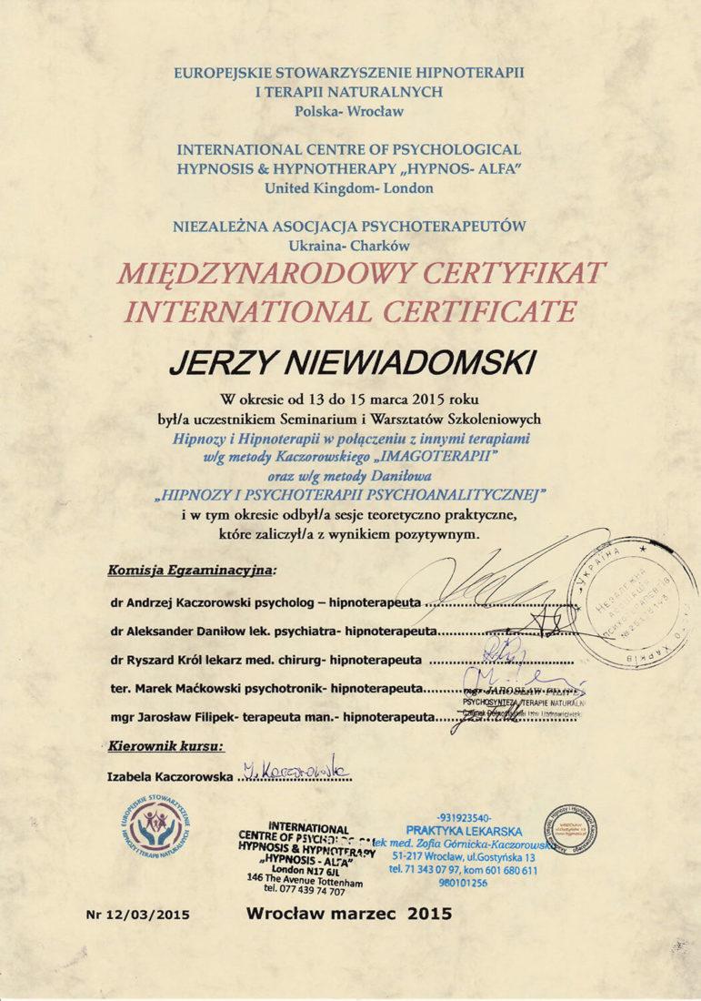 Professional Hypnosis Training Institute